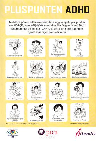 Uitzonderlijk Pluspunten ADHD &UZ06